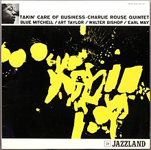 Image result for charlie rouse takin care of business