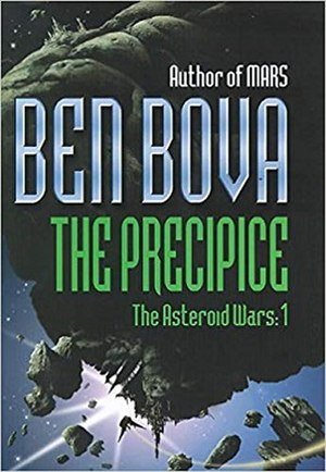 The Precipice (Bova novel) - Cover of the US paperback edition