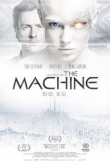 The Machine (2013) [English] SL DM - Caity Lotz, Sam Hazeldine, Toby Stephens, Pooneh Hajimohammadi, Denis Lawson