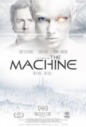 The Machine (film) - Image: The Machine 2013Poster