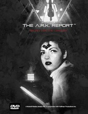 The A.R.K. Report - Image: The A.R.K. Report Film DVD cover