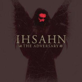 The Adversary (Ihsahn album) - Image: The Adversary cover