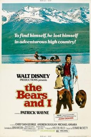 The Bears and I - Theatrical release poster