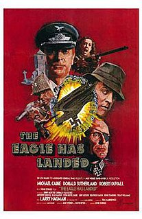 <i>The Eagle Has Landed</i> (film) 1976 film by John Sturges