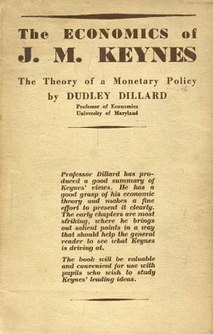 <i>The Economics of John Maynard Keynes</i> book by Dudley D. Dillard