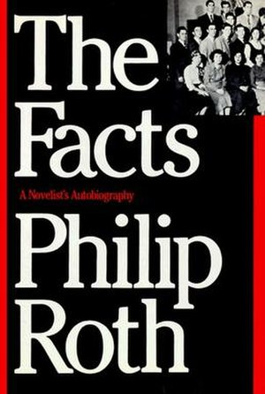 The Facts: A Novelist's Autobiography - First edition cover