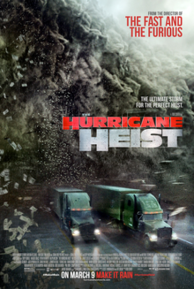 Picture of a movie: The Hurricane Heist