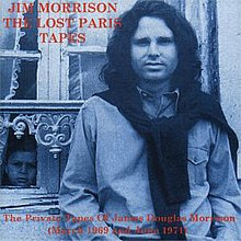 The Lost Paris Tapes (Jim Morrison bootleg album - cover art).jpg