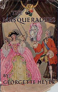 The Masqueraders book cover