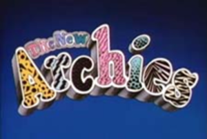 The New Archies - Image: The New Archies Title Screen