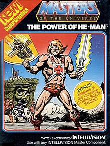Masters Of The Universe The Power Of He Man Wikipedia He, man transformation, i have the power, youtube. masters of the universe the power of