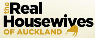 The Real Housewives of Auckland - Image: The Real Housewives of Auckland logo