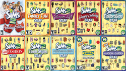 The Sims 2 Stuff packs Coverart.png