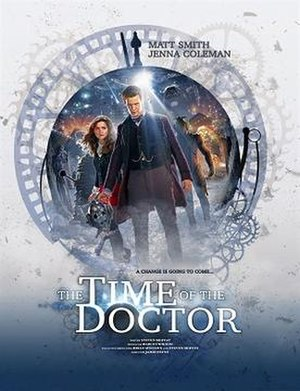 The Time of the Doctor - Image: The Time of the Doctor promo