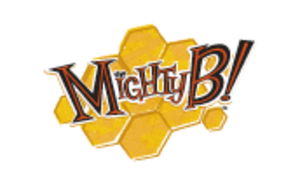 The Mighty B! - Image: Themightyb logo