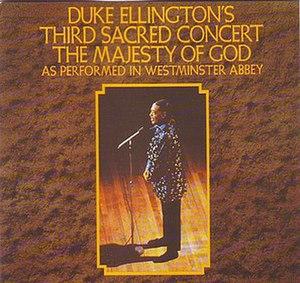 Duke Ellington's Sacred Concerts - Image: Third Sacred Concert