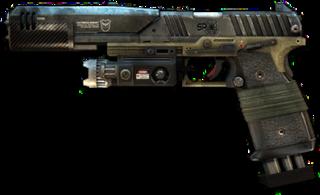 Smart Pistol Fictional firearm