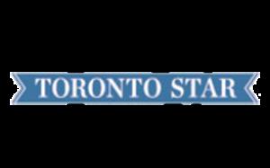 ShopTV Canada - Logo while under the name Toronto Star TV