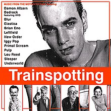 Trainspotting (soundtrack) - Wikipedia, the free encyclopedia
