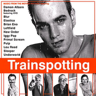 Trainspotting (soundtrack) - Image: Trainspottingsoundtr ack