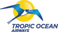 Tropic Ocean Airways Logo.png