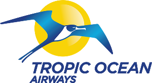 Tropic Ocean Airways - Image: Tropic Ocean Airways Logo
