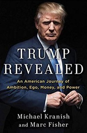 Trump Revealed - First edition cover