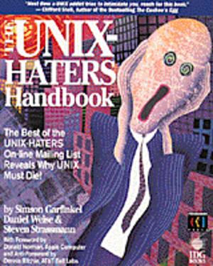 The Unix-Haters Handbook - Image: UNIX HATERS Handbook cover ISBN 1 56884 203 1