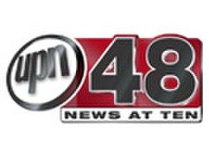 WMYV - Former news logo.
