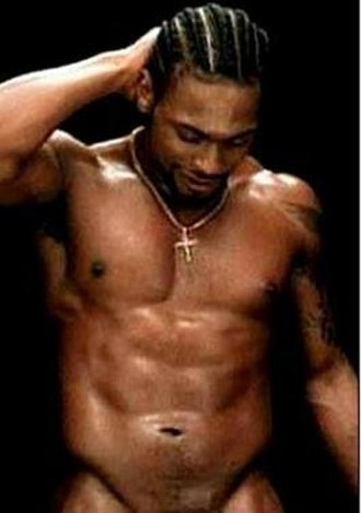 Untitled (How Does It Feel) - D'Angelo's nude image in the video caused controversy.