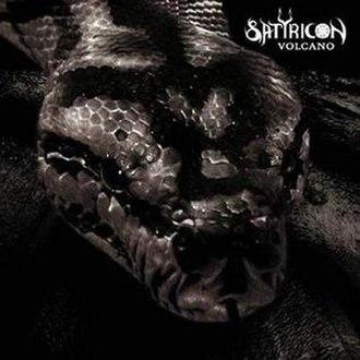 Volcano (Satyricon album) - Image: Volcano satyricon