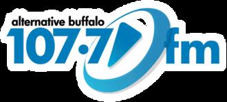 WLKK - former logo prior to addition of 104.7 simulcast