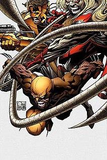 Team X (comics) Fictional comic book group