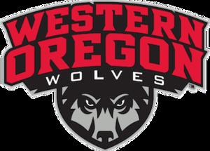 Western Oregon Wolves - Image: WOU Wolves