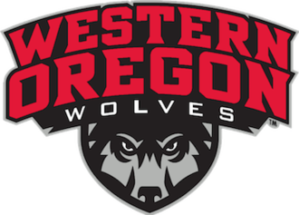Western Oregon Wolves - Image: WOU Wolves