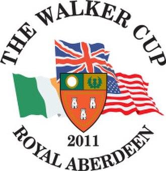 2011 Walker Cup - Image: Walker Cup 2011Logo