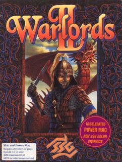 <i>Warlords II</i> 1993 video game