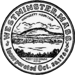 Westminster, Massachusetts - Image: Westminster MA seal