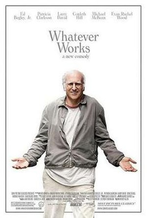 Whatever Works - Promotional film poster