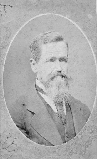 William Whitaker (pioneer) - Image: William Whitaker (pioneer)