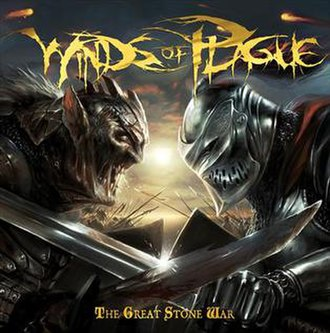 The Great Stone War - Image: Wo P Great Stone War (Album Cover)