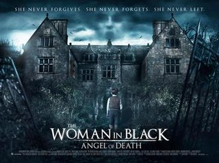 <i>The Woman in Black: Angel of Death</i> 2014 film by Tom Harper