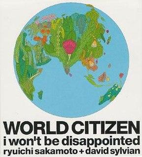 <i>World Citizen</i> (EP) 2003 EP by David Sylvian, Ryuichi Sakamoto