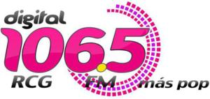 XHZCN-FM - Image: XHZCN Digital 106.5 logo