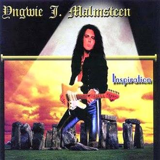Inspiration (Yngwie Malmsteen album) - Image: Yngwie J Malmsteen Inspiration