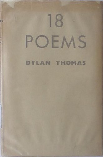 18 Poems - First edition