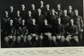 1914 Illinois Fighting Illini football team - Image: 1914 Illinois Fighting Illini football team