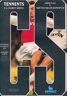 1991 FA Charity Shield Football match