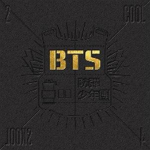 2 Cool 4 Skool - Image: 2cool 4skoolalbumcover