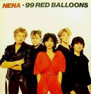 99 Luftballons (album) - Image: 99 Luftballons (1984) alt Nena